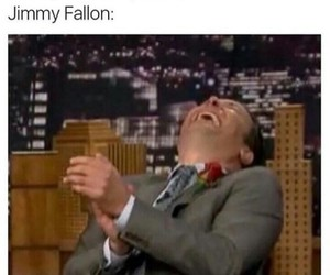 funny, jimmy fallon, and lol image