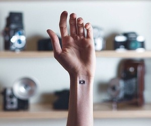 arm, art, and hand image