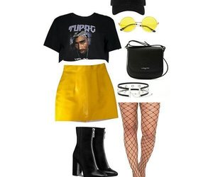 clothes, Polyvore, and sunglasses image