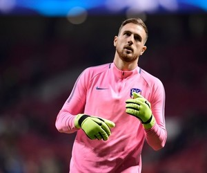 atletico madrid and oblak image