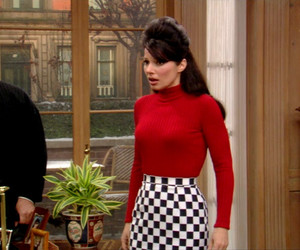 the nanny and fran fine image