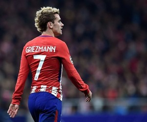 atletico madrid and griezmann image