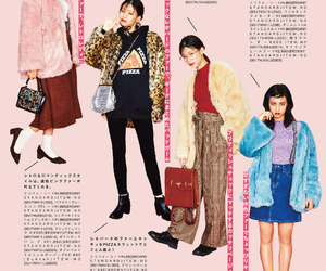 bubbles, fashion, and Harajuku image