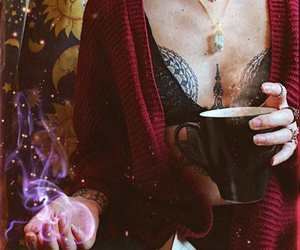 beautiful, magic, and spirituality image