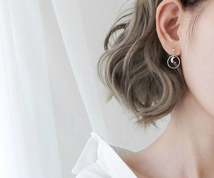 aesthetic, earrings, and style image