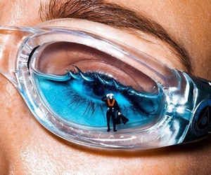 eyes and glasses image