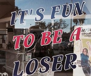 loser, grunge, and fun image