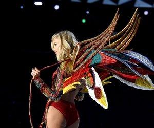 angel, elsa hosk, and fashion image