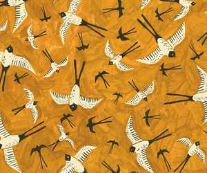 art and birds image