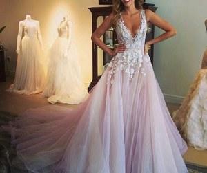 dress, fashion, and sexy image