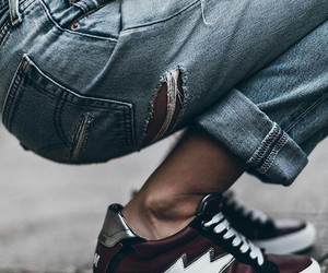 baskets, street style, and zadig et voltaire image