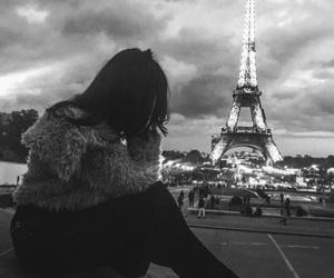 france, girl, and nostalgic image