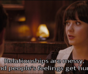 500 Days of Summer, quotes, and Relationship image
