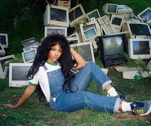 music and sza image
