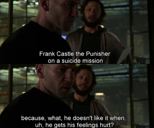 Marvel, The Punisher, and frank castle image
