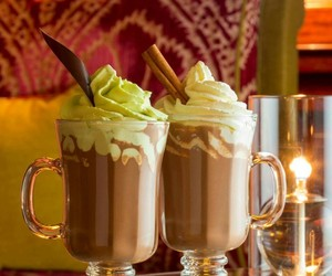 brown, chocolate, and coffee image