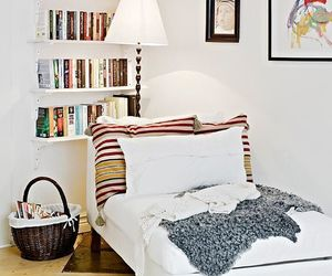 decoracao, reading nook, and reading cornet image