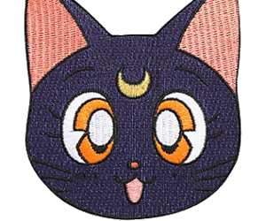 blue, cat, and luna image
