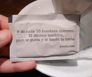 frases, lies, and boys image