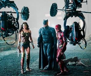 batman, Ben Affleck, and justice league image