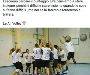 sport, volley, and pallavolo image