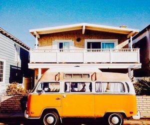 vintage, indie, and orange image