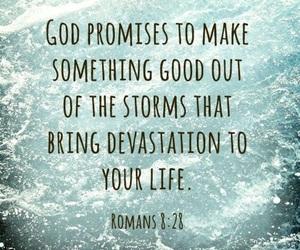 god, promise, and faith image