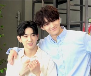 kpop, jj project, and jinyoung image