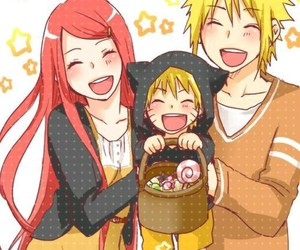 naruto, anime, and kushina image