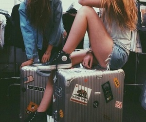 Best, friends, and brunette image