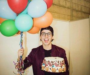 birthday, velez, and cake image