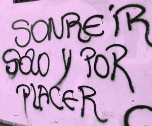 frases en español, acción poética, and lo vi en la pared image