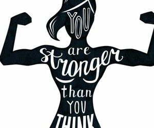 fitness, strong, and motivation image