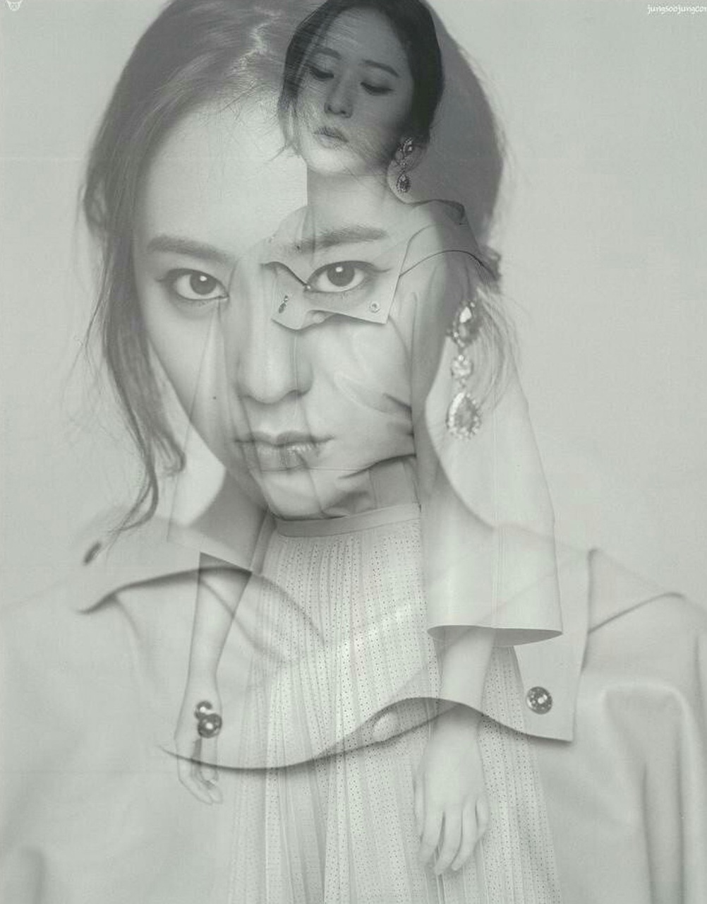fx, korean, and kpop image