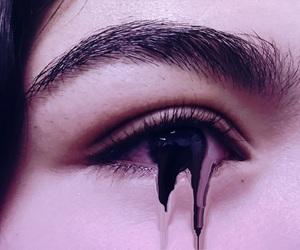 cool, demon, and eye image