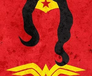 wonder woman, wallpaper, and DC image