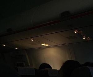 dark, light, and plane image