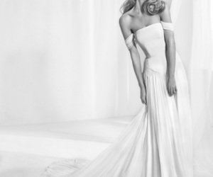 bridal dresses, couture wedding gowns, and pronovias 2018 image