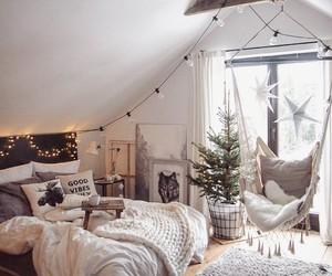 cozy, bedroom, and decor image