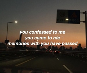 aesthetics, miss you, and confess image