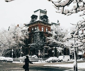 city, cozy, and home image