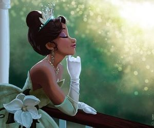 art, tiana, and disney image