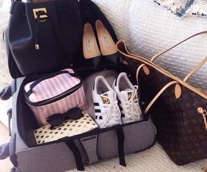 travel, bag, and adidas image