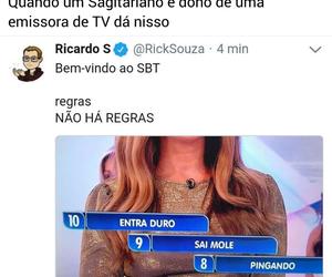 tv and sagitário image