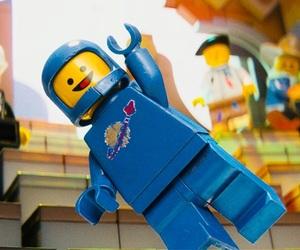 lego, spaceship, and lego movie image