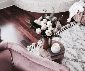 flowers, interiors, and interior inspo image