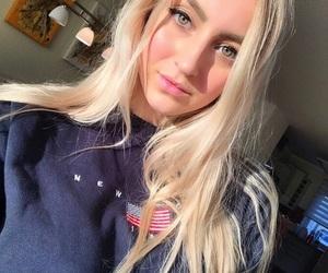 america, gym, and hair image