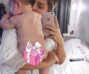 baby, mama, and love image