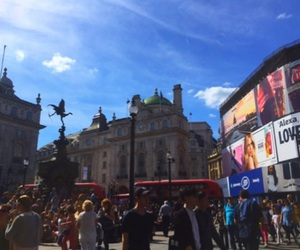 london, Londra, and piccadilly circus image