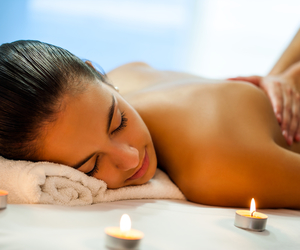 spa services, spa packages, and moments salon skin care image